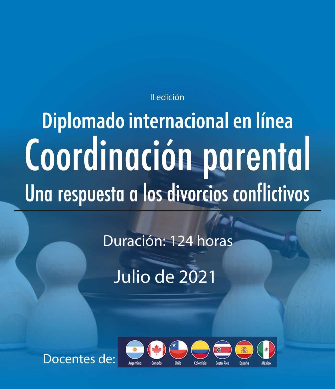Diplomado Internacional en Coordinación Parental